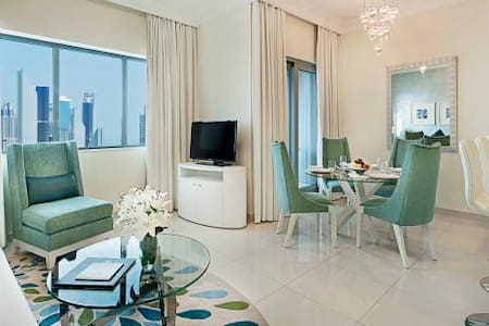 Damac Maison Hotel Dubai Mall st. - Dubai - Apartment