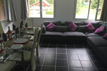 3 BED SKI APT  PORTES DU SOLEIL - Appartement