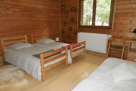 Chambre bed and breakfast - Briançon
