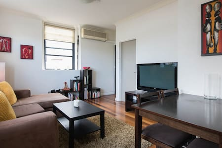 Traveller's home in Surry Hills