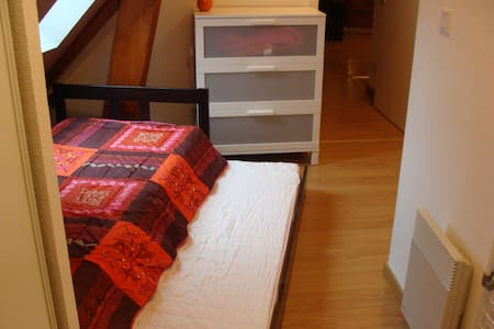 Logement mansarde 4/6 pers de 56 m2 - Loudenvielle