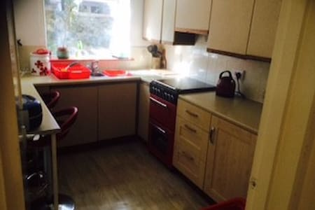 One Bedroom self contained flat - Eastbourne - Apartment