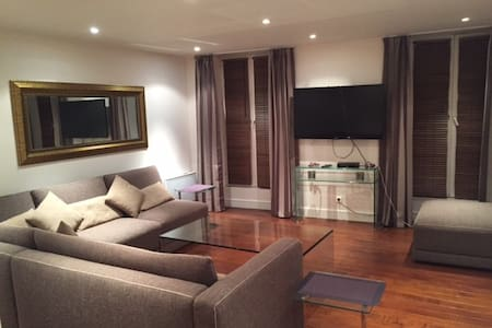 Apt 53m2 located 20' from Paris - Appartamento
