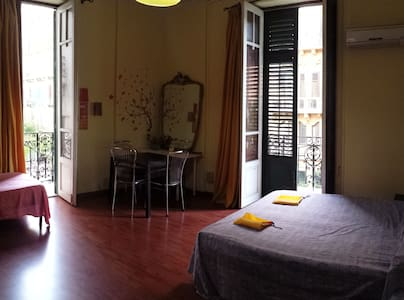 Luxury flat downtown with aircond. - Apartamento