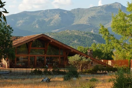Habitación en Becerril de la Sierra - Alpehytte