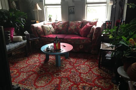 Eclectic charmer in South End - Portsmouth - Appartamento