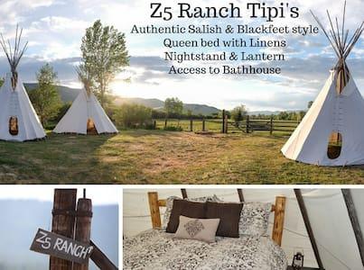 Z5 Ranch Tipi - Tipi (indián sátor)