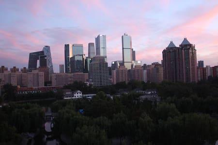 Room with the best view in Beijing!