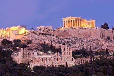 Acropolis 6 minutes! Bargain flat! - Wohnung