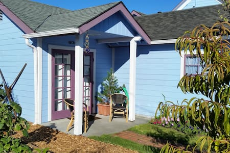 Charming Garden Cottage - Arcata - Hus