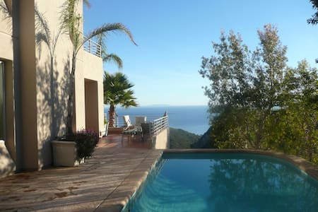 Gorgeous Ocean View Guest Studio - Malibu - House