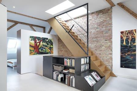 Zentrale Loft-Wohnung - Loft