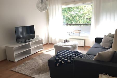 Nice apartment near Helsinki center