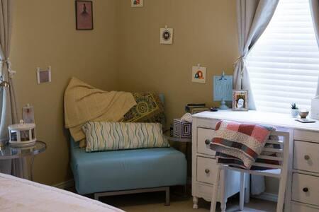 Cute Shabby Chic Room in E. Austin - Austin - House