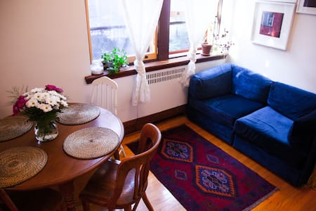 Cozy place in Outremont