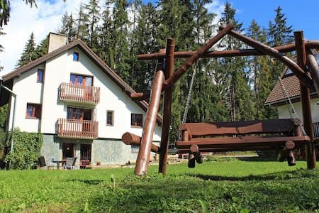 Forest house Tatra for 2, T. Štrba - Bed & Breakfast