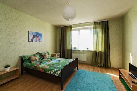 Квартира с чудесным видом из окна! - Подольск - Appartement