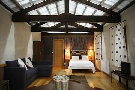 Aire. Apartamento Rural de 40 m2 - Ordes - Flat