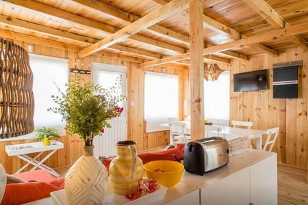 Beach Cabin - Casa
