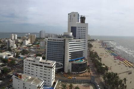 Ocean view apartment in Cartagena - Apartment