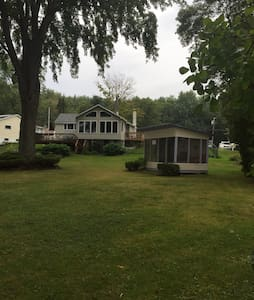 Finger Lakes Paradise (w/Dock) - West Monroe - Casa