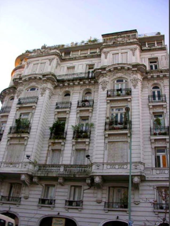 San Telmo Best Historical Building