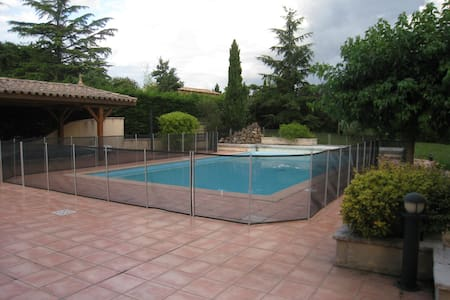 Maison avec piscine proche Toulouse
