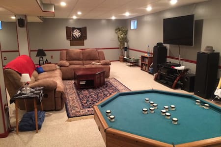 Contemporary Suburban Private Room - Miamisburg - Casa
