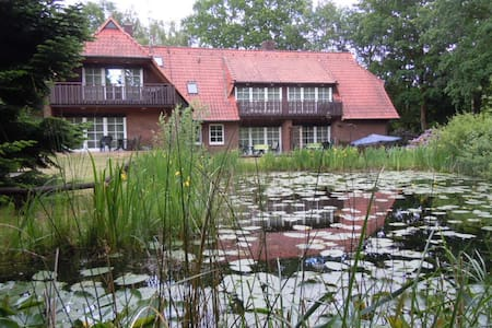 Ferienhaus vorm Westerhoop - Lägenhet
