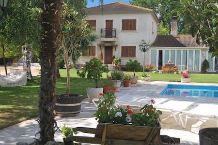 Habitación 2. Casa Campo Salamanca - Bed & Breakfast