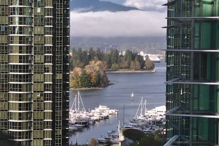 Within a short stroll to Stanley Park, Robson Street shopping, great restaurants, and all that downtown has to offer this condo includes 24 hr security, concierge, parking, a gym, sauna, conference room, and nicely landscaped outdoor features.