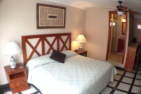 Suite w/ kitchenette-Puebla Centro - House