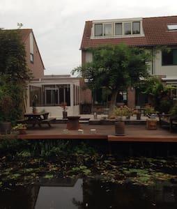 Huis op 15km van A'dam en strand - Westknollendam - Ház