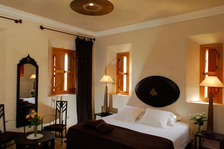 Maidan El Arsa  Chambre Muscade - Bed & Breakfast