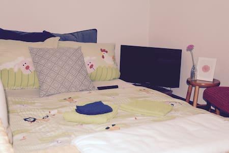 Übernachtung in herzlicher Atmosphäre - Wohnung