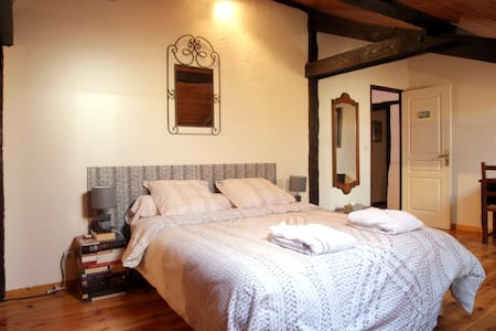bed and breakfast in the countrysid - Castagnac - Bed & Breakfast