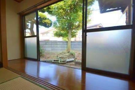 Ryokan b/w Hiroshima and Miyajima 1 - House