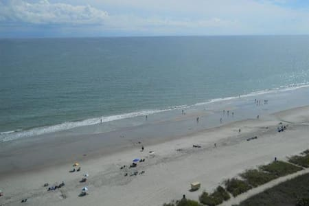 Luxury 15th Floor 1BR Stunning Ocean Views King Suite This 1 bedroom 1 bath unit comes with a king size bed and a queen pullout sofa bed. This unit accommodates 4 comfortably. The upgraded mattresses make every night's sleep unbelievable. This unit c