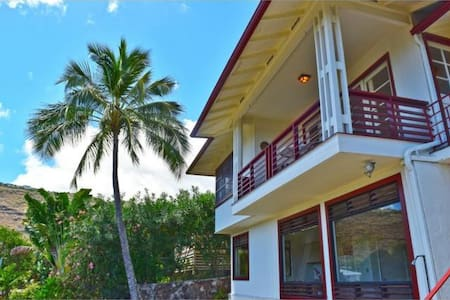 Aina Haina Retreat Close to All