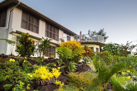 Samoan Highland Hideaway-Main House - Ev