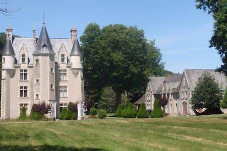 3 Chambres privées dans un Château - Castle