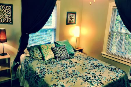 Cozy Room, Close to Downtown