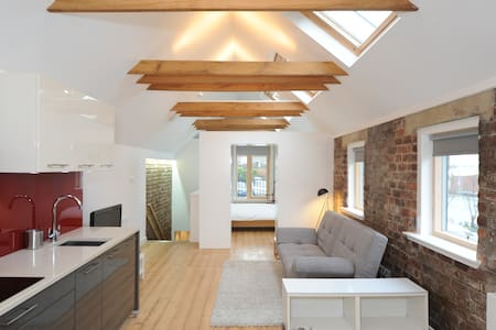 The Falkirk Loft - Falkirk - Appartement