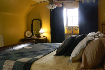 Graceland Room - Lamoni - Bed & Breakfast