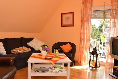 Gemütliches Heim am Niederrhein - Rees - Lejlighed