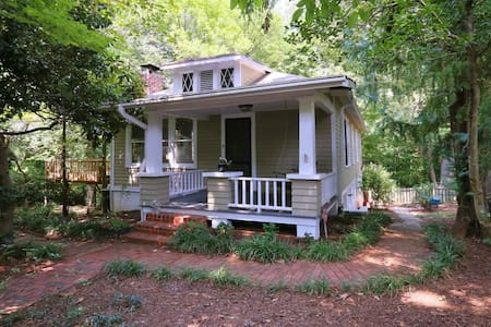 Charm - 3 min walk to UNC - Chapel Hill - House