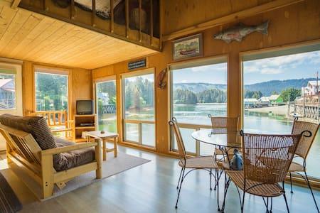 Seldovia B&B - Spruce Cabin - Seldovia