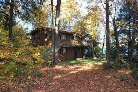 Gaylord Lakeside Cottage for rent - Huis