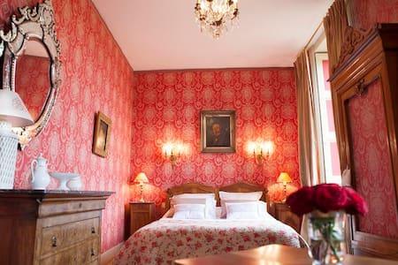 Chambre Restauration - Saint-Jean-du-Bois - Bed & Breakfast