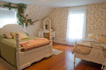 Washington Grass Inn-Faerie Glen - Greensboro - Bed & Breakfast
